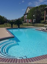 Pool at Listing #144076