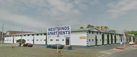 Westwinds Apartments San Antonio TX