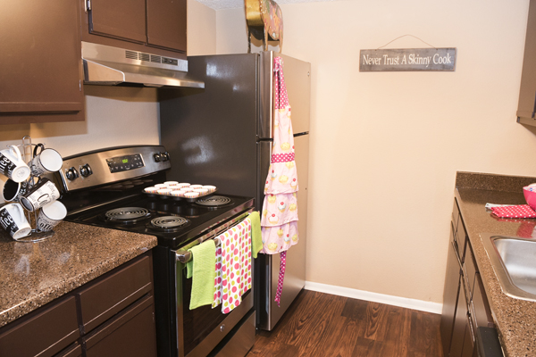 Kitchen at Listing #140558