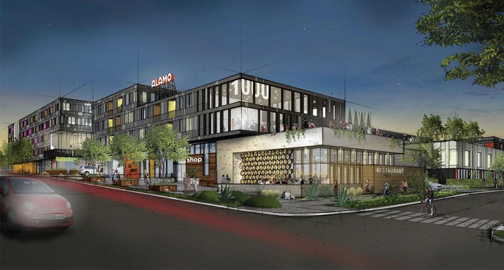 Lamar Union Apartments