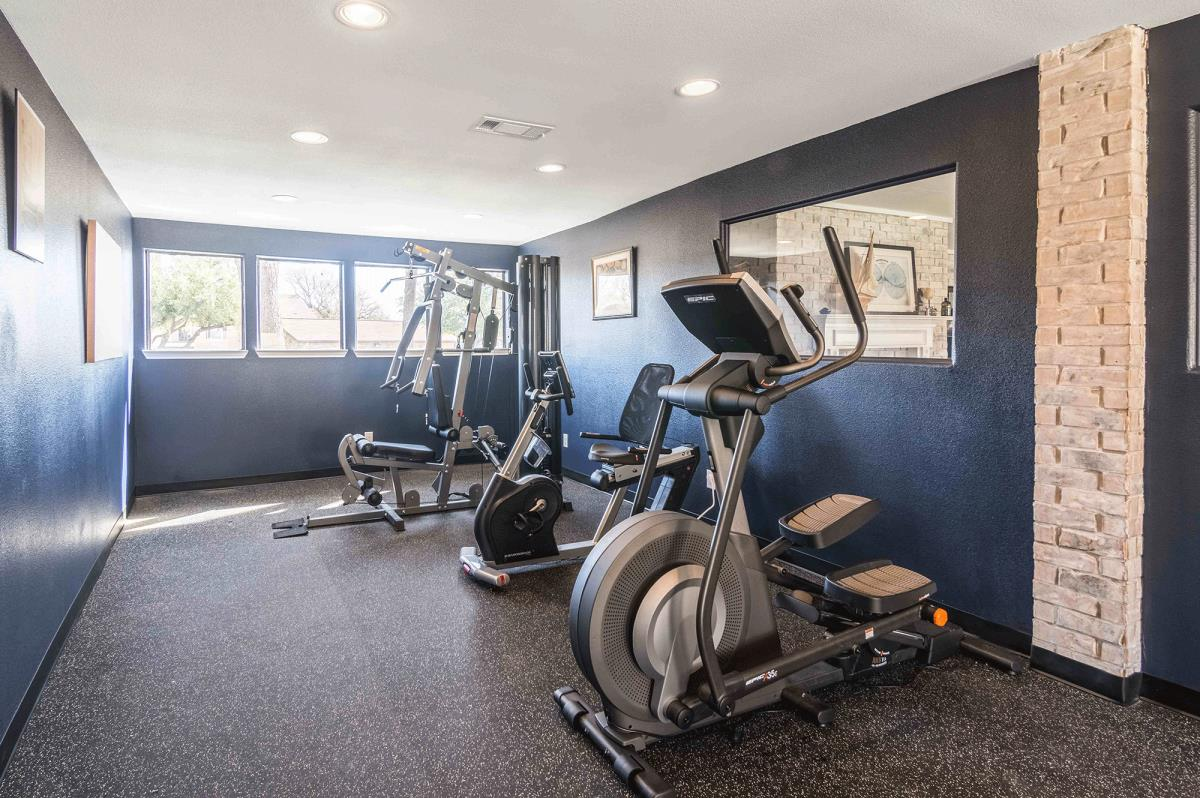 Fitness at Listing #136920