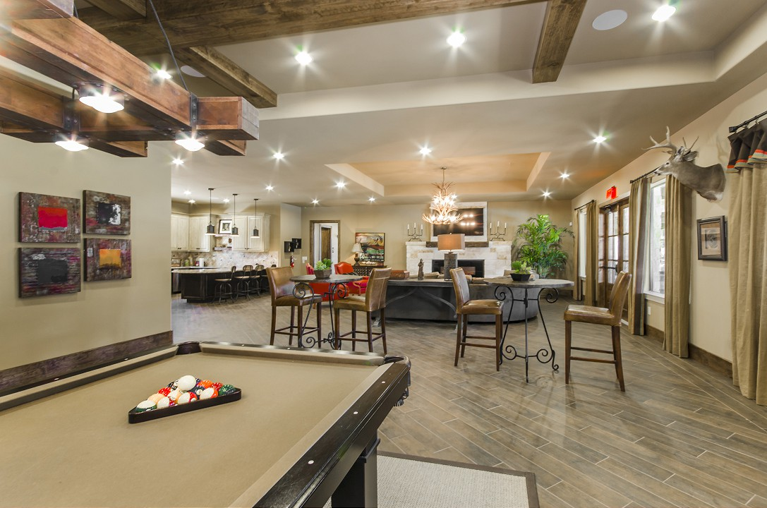 Clubhouse at Listing #253700