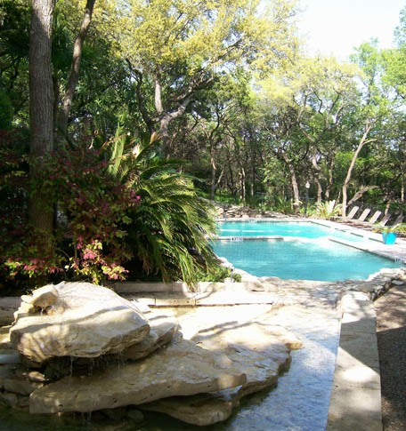 Pool at Listing #140438