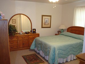 Bedroom at Listing #215605