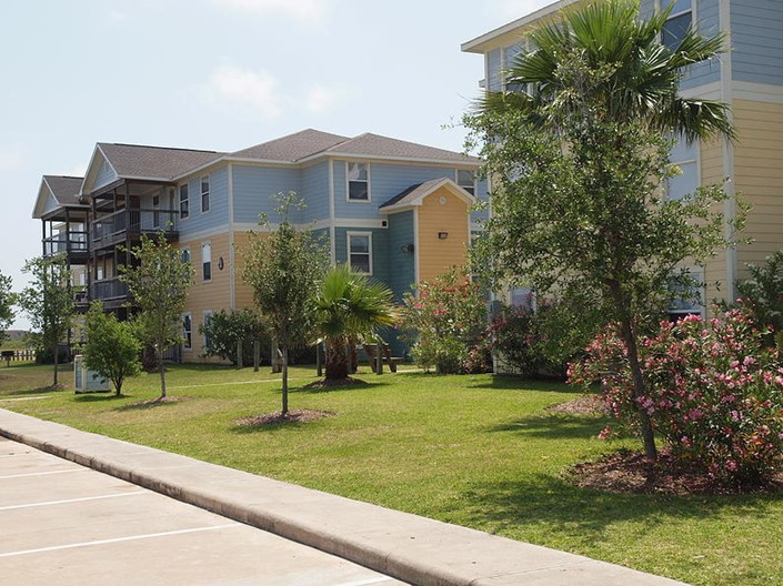 Galveston University Apartments