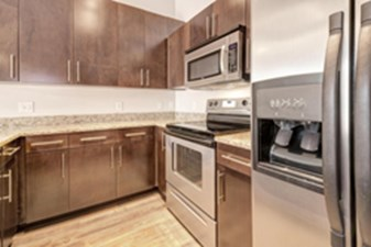 Kitchen at Listing #147717