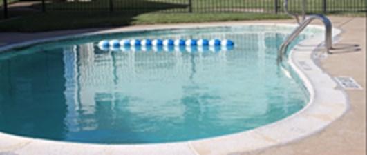 Pool at Listing #137482