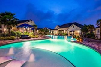 Pool at Listing #279970