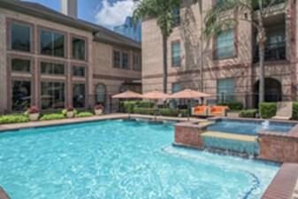 Pool at Listing #139112