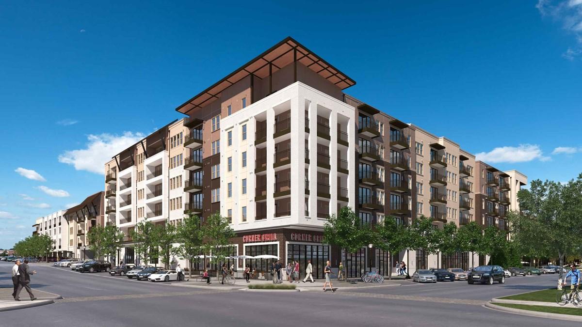 101 Center Apartments 76010 TX