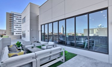 Rooftop Deck at Listing #283294