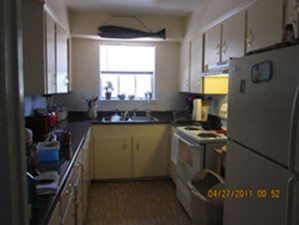 Kitchen at Listing #139756