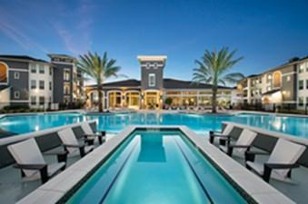 Pool at Listing #308481
