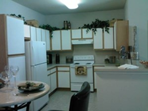 Kitchen at Listing #143456