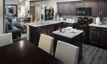 Kitchen at Listing #140696