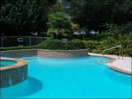 Pool at Listing #139975