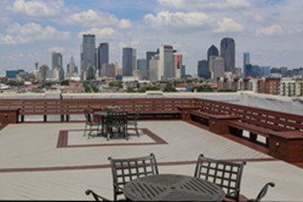 Rooftop Deck at Listing #226969