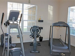 Fitness Center at Listing #141448