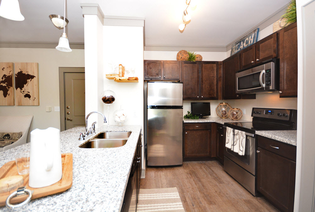 Kitchen at Listing #226785