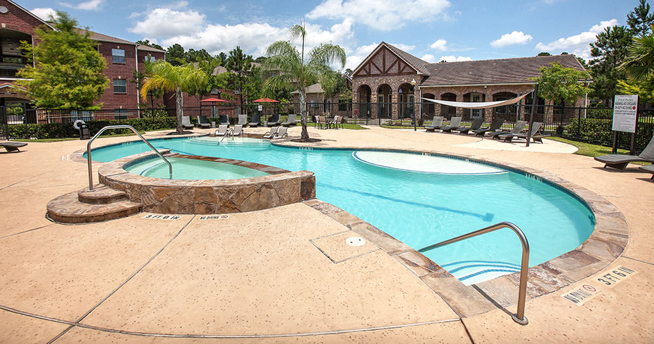 Hawthorne Ridge Apartments Conroe, TX
