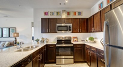 Kitchen at Listing #299036