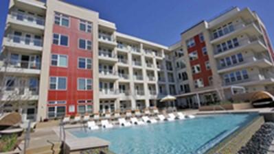 Pool at Listing #228613