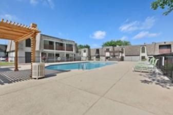 Pool at Listing #136861