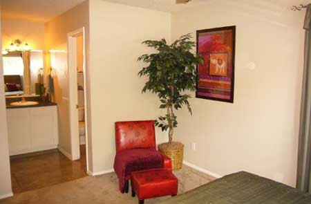 Bedroom at Listing #140254