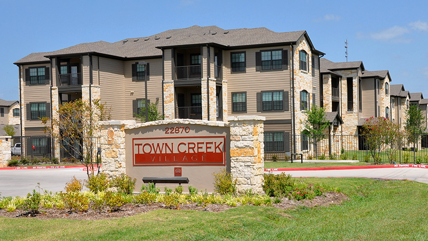 Town Creek Village Apartments Montgomery TX