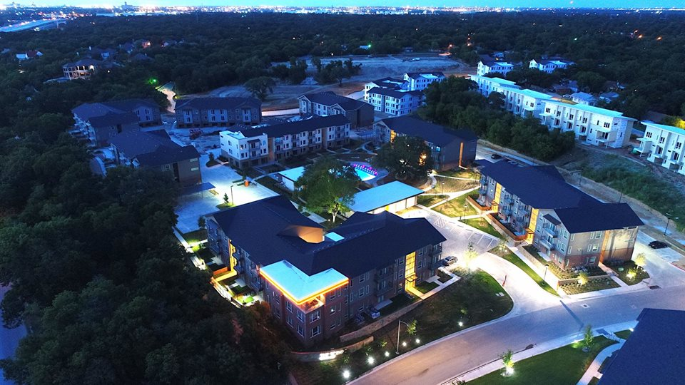 Aerial View at Listing #276808