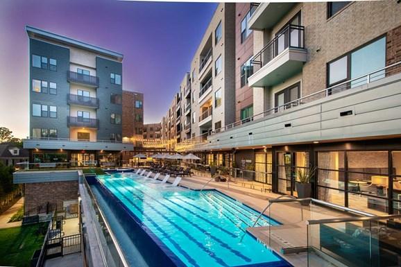 Anthology of Tanglewood Apartments