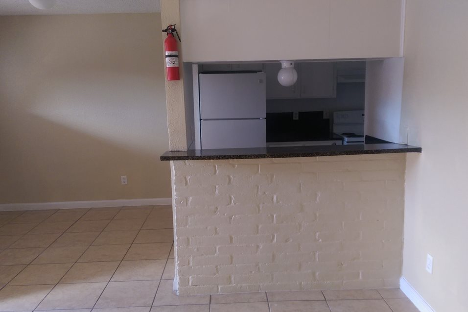Dining/Kitchen at Listing #144391