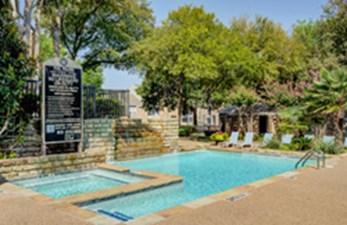 Pool at Listing #135980
