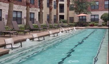 Pool at Listing #145830