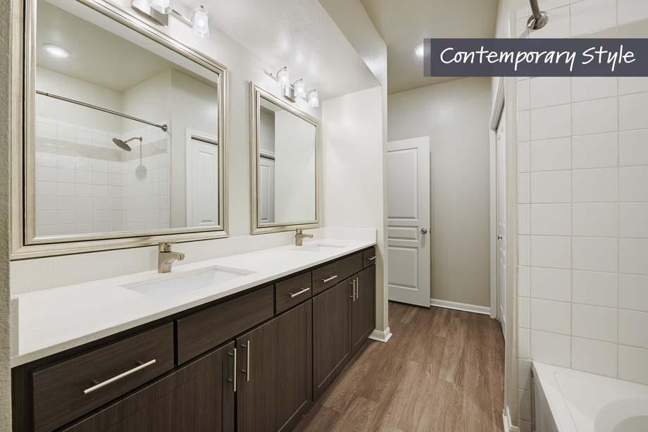 Bathroom at Listing #137946