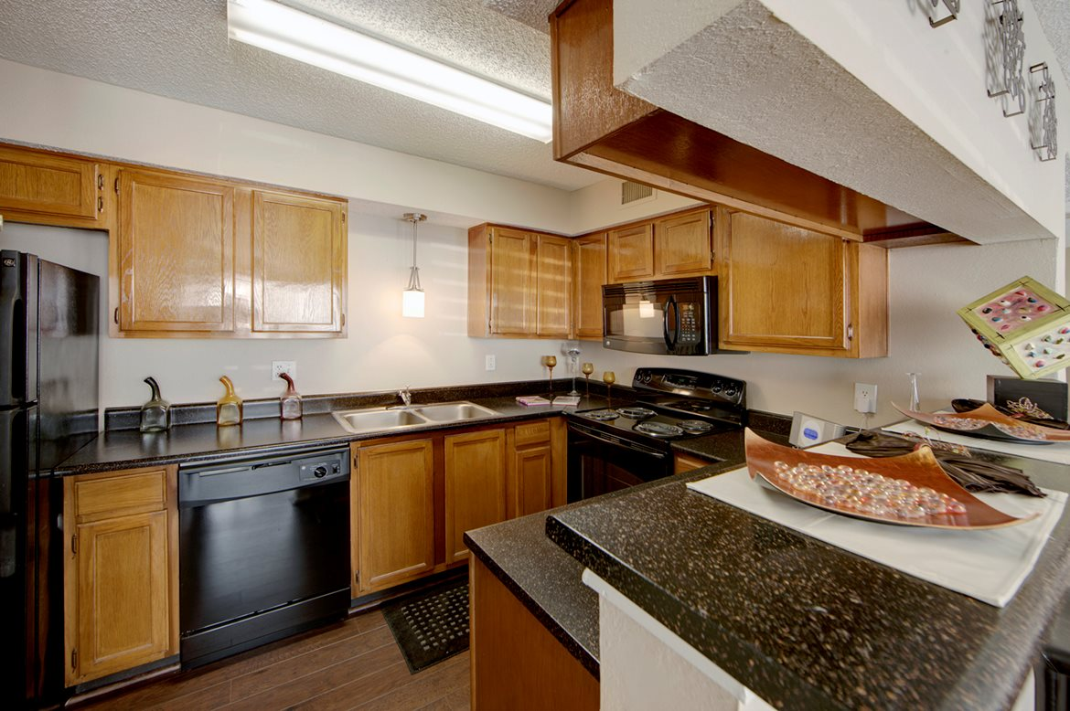 Kitchen at Listing #137511