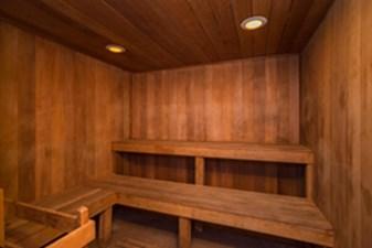 Sauna at Listing #137575