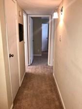 Hallway at Listing #138287