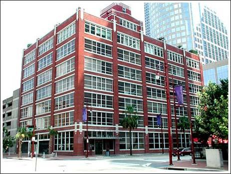 Hogg Palace Lofts Houston, TX