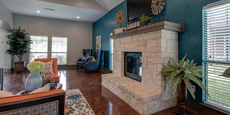 Lounge at Listing #147713