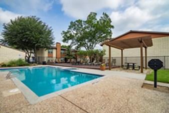 Pool at Listing #227465