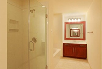 Bathroom at Listing #144205
