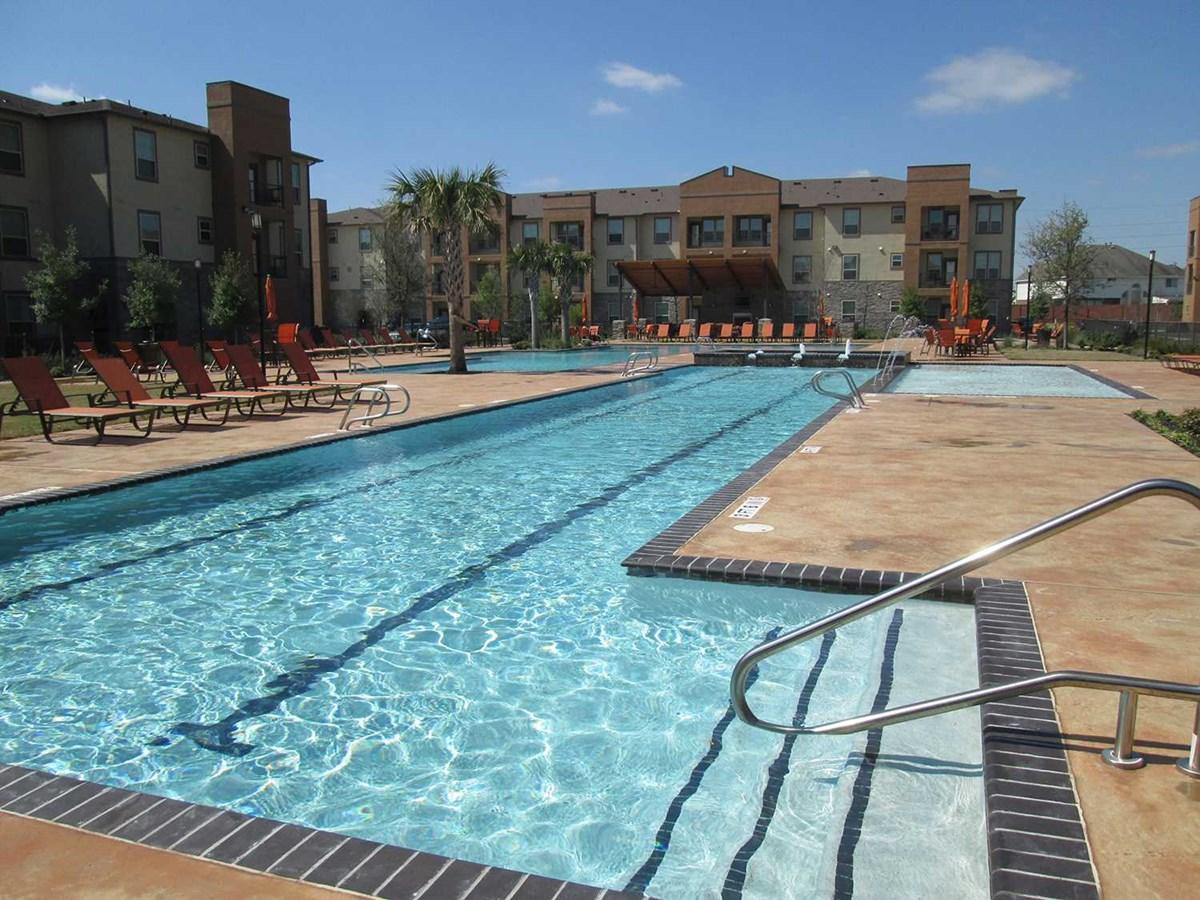 Pool at Listing #235633