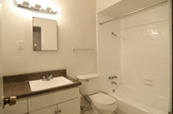 Bathroom at Listing #150803