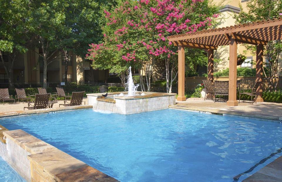 Pool at Listing #136779