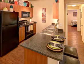 Kitchen at Listing #140541