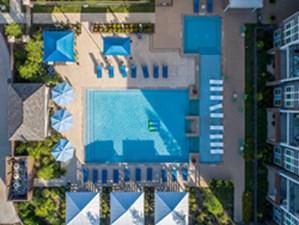 Pool at Listing #276879