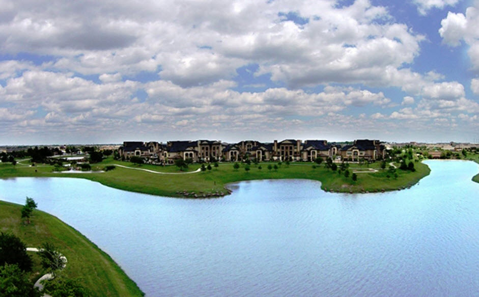 Lakeside Villas at Cinco Ranch at Listing #225975