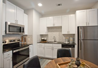 Kitchen at Listing #257919
