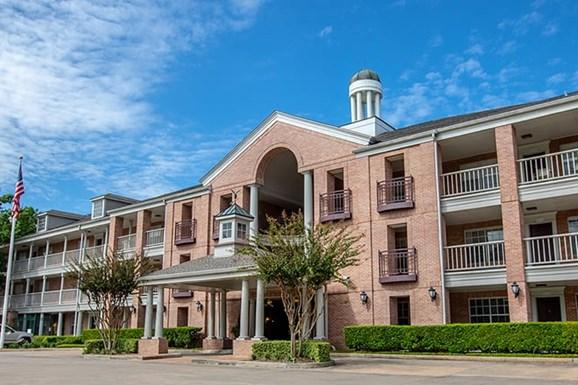 Brookdale Plaze Memorial City Apartments